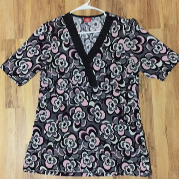 ff92533d589 Dickies Tops | Ladies Work Scrub Top | Poshmark